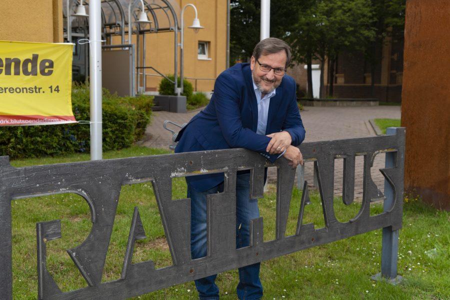 Unser Kandidat für den Bürgermeister der Gemeinde Vettweiß